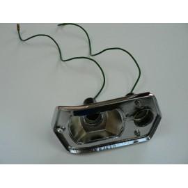 Front side light unit