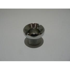 Chrome socket for spigot - each