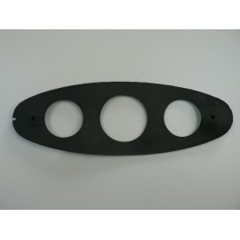 Rear light to body rubber