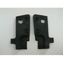 Hard top toggle clamp gasket - pair