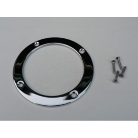 Gearstick chrome ring