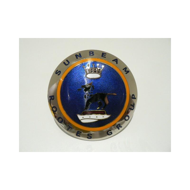 Bonnet badge
